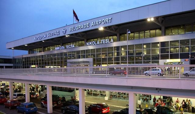 aeroporto di Belgrado