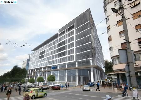 New Hotel Hilton in Belgrade