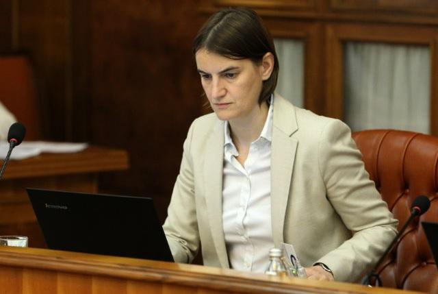 Ana Brnabic Primo Ministro: reazioni in Parlamento