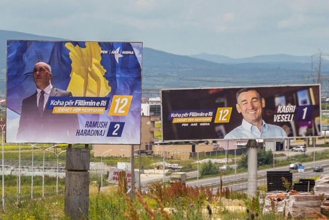 elezioni parlamentari in Kosovo: Haradinaj probabile vincitore