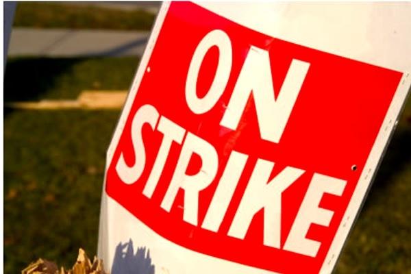 sciopero in Fiat