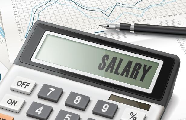 stipendio medio a maggio