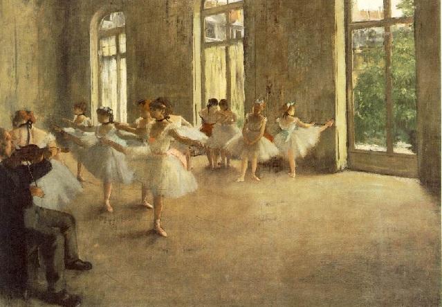 Degas in mostra a Belgrado