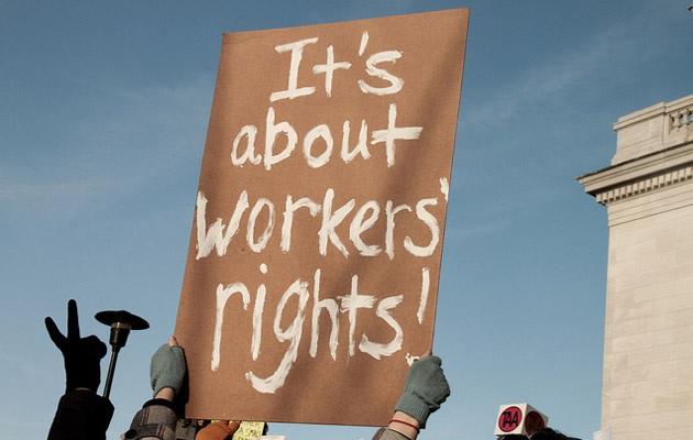 lavoratori diritti