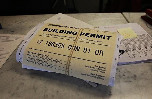 permessi di costruzione