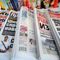 Reporter Senza Frontiere: la situazione dei media in Serbia è la peggiore nei Balcani