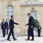 """Macron: """"Nessuna possibilità per la Serbia in Ue nel 2025"""""""
