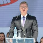 Political analysts: Vucic's speech in Kosovska Mitrovica brought nothing new