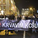 Protests in Belgrade