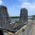 Appartamenti del Belgrade Waterfront in vendita per quasi 10.000 euro al metro quadro