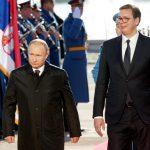 Serbia e Russia firmano 26 accordi intergovernativi durante la visita di Putin