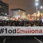 Alleanza per la Serbia: le proteste previste per il 13 aprile a Belgrado saranno le più grandi di sempre