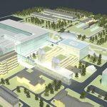 Ecco come sarà il futuro Centro Clinico della Vojvodina