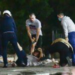 Chi ha picchiato i cittadini insieme alla polizia?